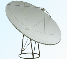 1.2m satellite dish antenna