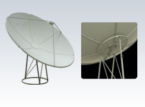 160cm TV Satellite Dish