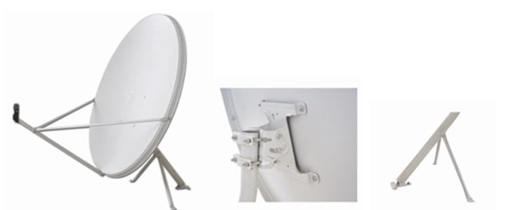 1m Satellite Dish