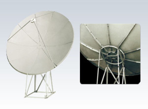 2.4m Satellite Dish