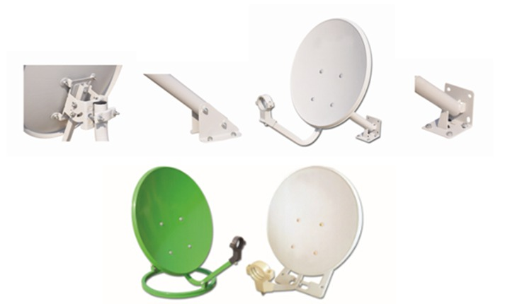35cm TV Satellite Dish