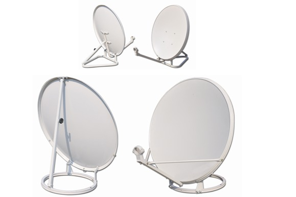 I 45cm TV Satellite Dish