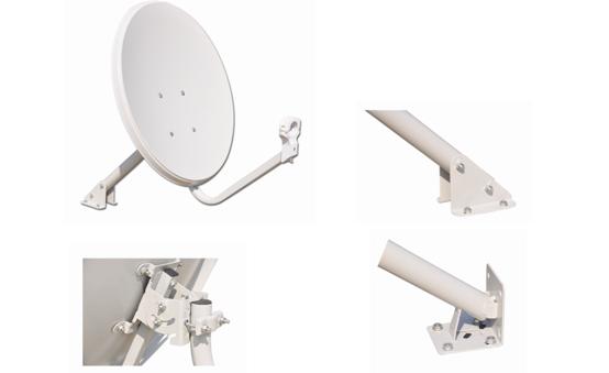 II 45cm TV Satellite Dish