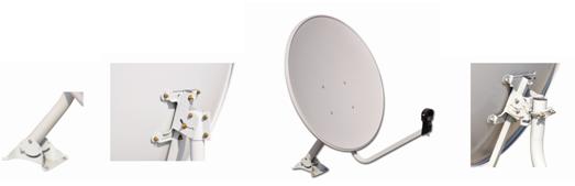 II 60cm TV Satellite Dish