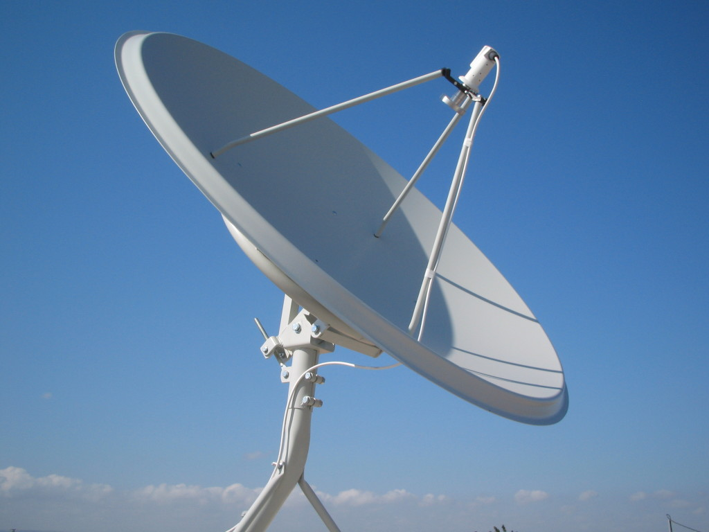 satellite dish for sale